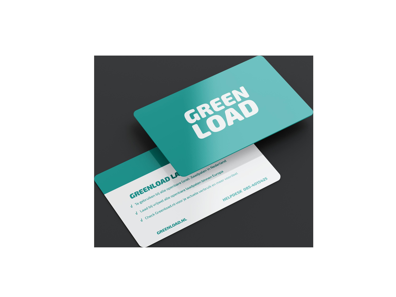 Greenload laadpas