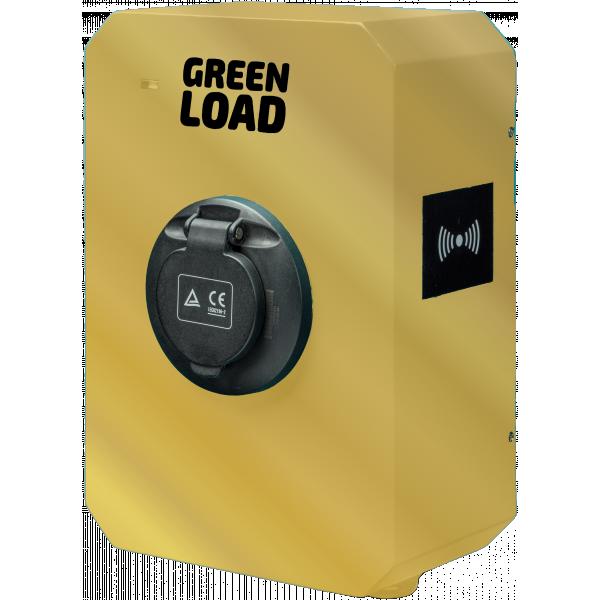 Greenload basic laadpaal_goud-min